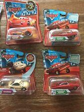 Disney Pixar Cars Lot Of 7