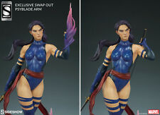 Sideshow Psylocke Premium Format Figure Marvel Exclusive  only 600 made X Men