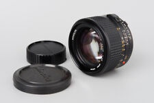 Minolta MD 50mm f/1.2 f1.2 Prime Manual Focus Lens, For Minolta MD Mount