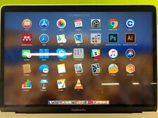 "Apple MacBook Pro 13"" Laptop , 128GB - MPXQ2D/A - (Juni, 2017, Space Grau)"