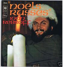 LP RUSSIA IVAN REBROFF NOELS RUSSES