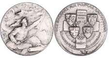 Turquie - Médaille Guerre contre les turcs, ligue balkanique 1912