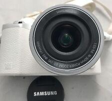 Excellent Samsung nx500 28.2MP Digital Camera with 16-50mm pz OIS lens