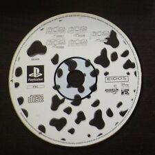 DISNEY LES 102 DALMATIENS A LA RESCOUSSE : JEU PLAYSTATION PS1 PS2 (enfants)