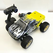 New 1/10 Exceed RC Brushless PRO 2.4Ghz Electric RTR Off Road Truck Sava Yellow