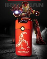 The Inferno IRONMAN Plasma Lighter - No Gas, Wind&Water proof, Rechargeable