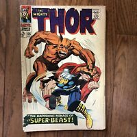 The Mighty Thor #135 (Dec 1966, Marvel)