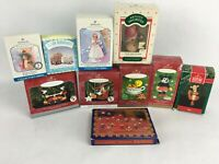 Hallmark Ornaments Mickey Minnie Donald Tweety Tigger Merry Miniatures Garfield