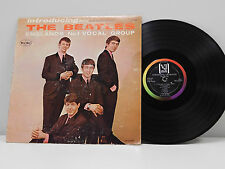 The Beatles Lp INTRODUCING... ~ Vee Jay VG+ embossed stereophonic cover