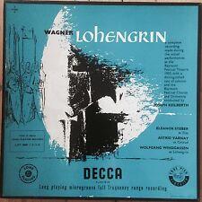 LXT 2880-4 Wagner Lohengrin / Keilberth / Bayreuth Festival 5 LP box