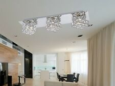 SALE LED Design Deckenlampe Deckenleuchte Wandlampe modern Würfel Spot acryl