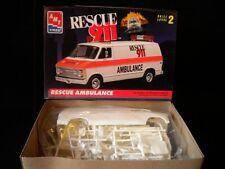 AMT/ERTL Rescue 911 Ambulance 1/25 Kit