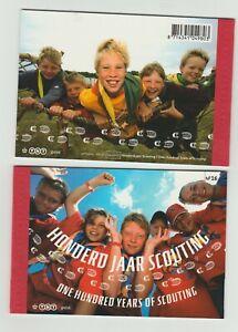 s39525 NETHERLANDS EUROPA CEPT 2007 MNH** Booklet Carnet