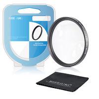 52mm Macro Close-up +10 Lens Fiter for Canon Nikon Sony DSLR Camera  Lens+B+Case