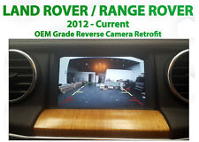 REAR VIEW CAMERA BACKUP CAMERA INTERFACE FOR Discovery 4 / Freelander / EVOQUE