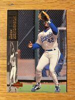 1994 Upper Deck Dave Henderson Kansas City Royals #507