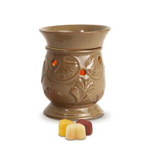 SALE ITEM Owlchemy Electric wax burner(warmer)+light & Scrumptious scented tarts