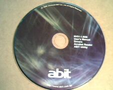 abit NV51-1.00M : User's Manual, Drivers, Acrobat Reader, and ABIT Utility