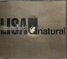 MAXI CD SINGLE 3 TITRES--LISA STANSFIELD--SO NATURAL--1993