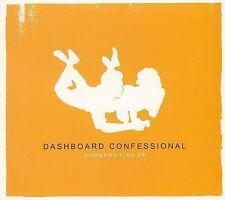 Summers Kiss [EP] [EP] [Digipak] by Dashboard Confessional (CD, Apr-2005,...