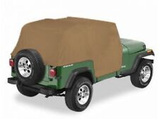 JEEP WRANGLER YJ 92 - 95 BESTOP ALL WEATHER TRAIL COVER - COLOUR SPICE