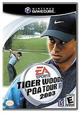 Tiger Woods PGA Tour 2003 (Nintendo GameCube, 2002)