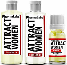 The Secret To ATTRACT Beautiful WOMEN ! PhermaLabs Pheromones Mini Travel Kit