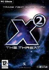 X2 The Threat (Original first small box release)