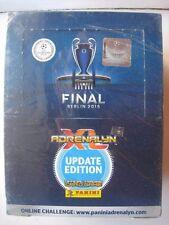 Panini Adrenalyn XL 14 / 2015 UEFA champions league Berlin update Box 300 cards