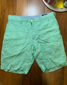 Polo Ralph Lauren Shorts - Linen - Mens - Sz 32