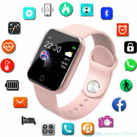 Smart Fashion Sports Watch Women Lady Wristband Bracelet Tracker Heart Rate Gift