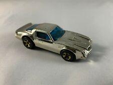 Hot Wheels - 78 Chevrolet Camaro Z28 Plata Cromo 5-Pack-Diecast Coleccionables
