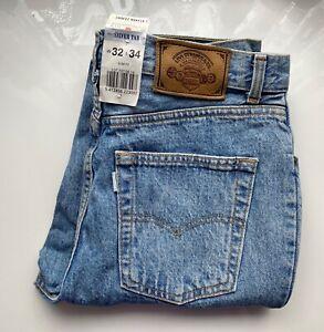 *TOP VINTAGE* LEVI's Original Jeans 737 Tight Fit W32 L34 Silver Label, hellblau