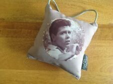 More details for cliff richard small hand held cushion