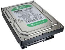 Western Digital 500 GB Hard Disk Drive | SATA | 32 MB Cache