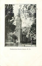 KEYSER, WEST VIRGINIA, c 1905, PRESBYTERIAN CHURCH, VINTAGE POSTCARD