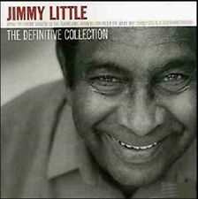 JIMMY LITTLE (2 CD) THE DEFINITIVE COLLECTION ~ GREATEST HITS / BEST OF *NEW*