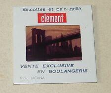 Diapositive Biscottes et Pain Grillé CLEMENT - Opération AGENT SECRET - PRIME