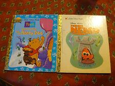 Finding Nemo by RH Disney Staff (2003, HC) Winnie the Pooh and the Honey Tree
