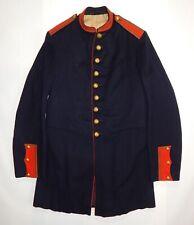 US Army Indian Wars M1885 Artillery FROCK DRESS COAT uniform jacket SPAN AM