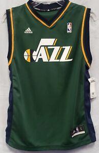 New NBA Utah Jazz Printed Youth Adidas Jersey
