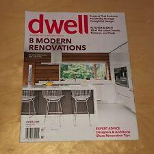 Dwell Magazine Feb 2014 Modern Renovations Kitchen Bath Fixtures Finds Trends