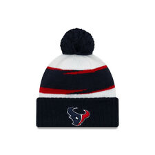 822cec20b84 Houston Texans Era Knit Hat on Field 2018 Thanksgiving Beanie Cap