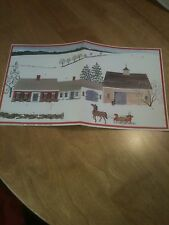 Two Advent Christmas Calenders 25 windows to X-Mas Anne Kilham Design 16 & 20