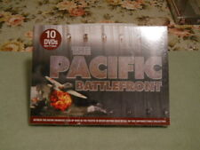 THE PACIFIC BATTLEFRONT 10 DVD SET - NEW AND SEALED