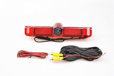 Brake Light IR Backup Camera For Chevrolet Express GMC Savana Van 04-16