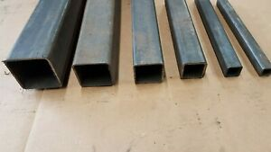 Mild Steel Box Section Stock Lengths Many Sizes And Lengths Square And Rectangle