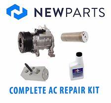 Dodge Durango V8 5.7L 2004 Complete A/C Repair Kit New Compressor with Clutch