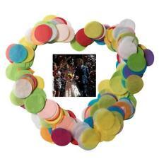 1000pcs Confeti de Papel Multicolor Ignífugo Decoración de Fiesta de Boda