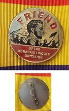 Spain Spanish Civil War Abraham Lincoln Brigade